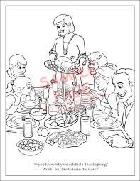 Small Picture Coloring Books Thanksgiving Coloring Book