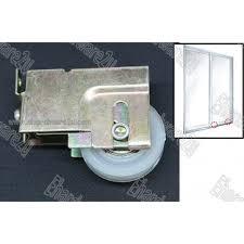 sliding glass door track repair parts rollers roller sliding closet door rollers replacement