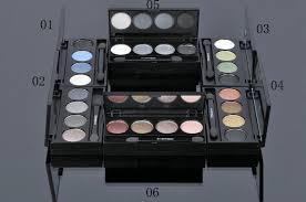 mac 10 color eyeshadow double deck 1 mac makeup box mac professional makeup kits clic fashion trend