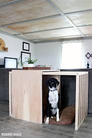 dog crate with sliding door 5 steps