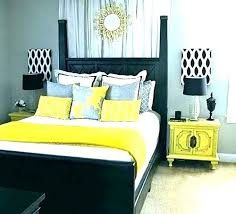 yellow bedroom accents grey and room ideas wall gray decorating cottage purple decor purple and yellow room white bedroom