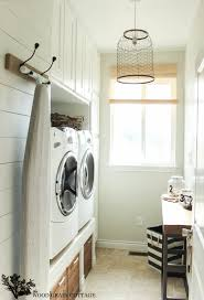 laundry room lighting. farmhouse light with chicken wire by the wood grain cottage laundry room lighting