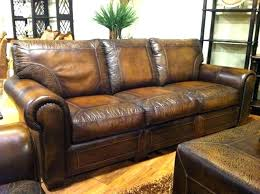 western leather furniture couch custom