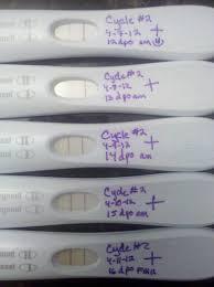 First Response Pregnancy Test False Positive Pregnancy