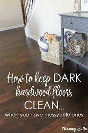 dark hardwood floors. Beautiful Dark How To Keep Dark Hardwood Floors Clean D