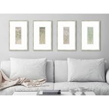 melissa van hise 16 in x 10 in alpine flora in silver viii on wall art prints framed with melissa van hise 16 in x 10 in alpine flora in silver viii