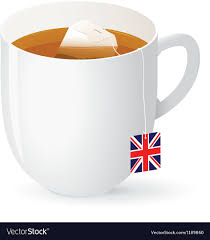 tea bag in cup. Fine Bag Tea Bag In White Cup Vector Image On Bag In Cup E