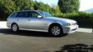 2001 Bmw 525d Touring