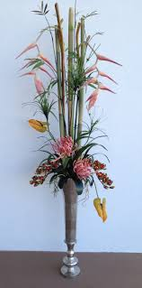 87 best tropical floral arrangements images