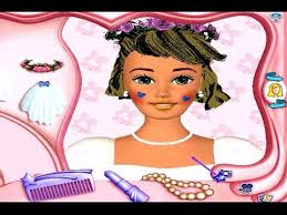 barbie magic hair styler pc game review you