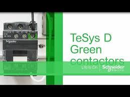 tesys d green contactors improve performance in undervoltage tesys d green contactors improve performance in undervoltage conditions