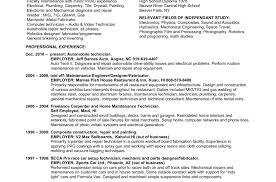 Pc Repair Sample Resume Resume Cover Letter Examples Reservation