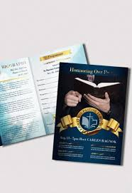 Free Two Fold Brochure Template Funeral Free Bi Fold Brochure Psd Template By Elegantflyer