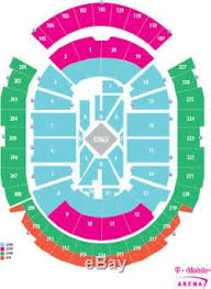 2 Of 4 George Strait Tickets 2 2 Vegas T Mobile Arena Lowers