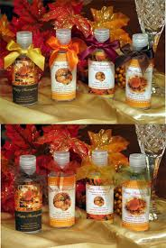 thanksgiving table favors. Thanksgiving Party Hand Sanitizers Favors Table V