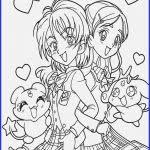 Coloring Pages Cute Princess The Cute Devil Coloring Page Instant