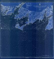 Amazon Com Noaa Blueprint Style 18 X 24 Nautical Chart
