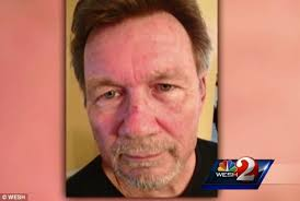 Injuries: David Dean, Shellie Zimmerman's father, sustained a cut nose in the altercation - article-0-1BC28763000005DC-225_634x425