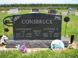 "Rosemarie ""Re"" Sims Consbruck (1936-2006) - Find A Grave Memorial"