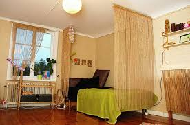 Modern Curtain For Bedrooms Bamboo Bedroom Interior Design And Some Modern Curtain Bamboo