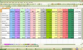 finances excel financial statement template for small business free spreadsheet