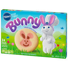 We don't know when or if this item will be back in stock. Pillsbury Ready To Bake Bunny Shape Sugar Cookies Walmart Com Walmart Com