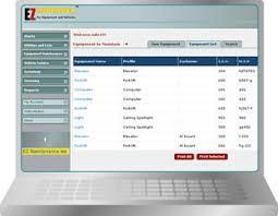Auto Maintenance Tracking Web Based Cmms Vehicle Maintenance Scheduling Vehicle Maintenance