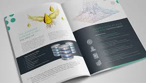 Brochure Catalog Design India Bi Fold Tri Fold Brochure Design