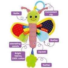 Newborn Toys 0-3 months - Soft Rattle Toy for Infants Baby Hanging Other
