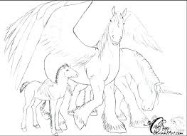 Coloring Pages Coloring Pages Coloring Book Pegasus Free Colouring Pages