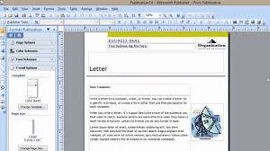 free microsoft publisher can i create an e newsletter in microsoft publisher microsoft
