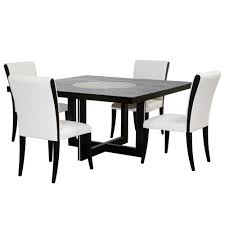 dining table set with lazy susan. inch square dining table with crackled glass lazy susan taupe mocca bonded leather side set