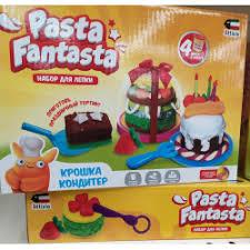 Отзывы о <b>Набор для лепки</b> Attivo <b>Pasta</b> Fantasta