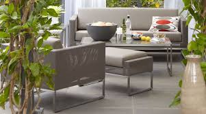 outdoor furniture crate and barrel. Dune Outdoor Furniture Lovely On And Taupe Mesh From Crate Barrel Indoor Look 4 U