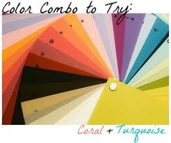 Coral Color Combinations Coral Color Palette Coral Color Schemes Hgtv Coral Color