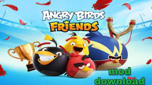 Angry Birds Friends mod hack for Android - APK Download - YouTube