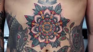 тату на животе 100 татуировок для мужчин