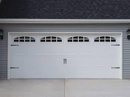 install garage door window inserts
