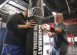 john stanley of vandalia works out at m power gym in vandalia stanley
