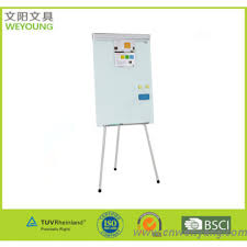 Flip Chart Board With Stand Price Gfc 333 China Office Furniture Gfc 333 Glass Flip Chart
