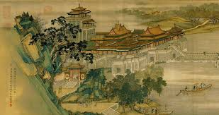 chinese painting china in