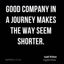 Good Company Quotes Magnificent Izaak Walton Quotes QuoteHD