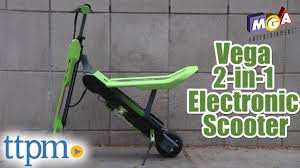 VIRO Rides Vega 2-in-1 <b>Electric Scooter</b> from MGA Entertainment ...