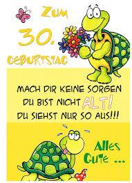 Geburtstagskarte Xxl Zum 30 Geburtstag Witzig Umschlag Amazon