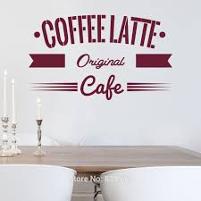 Cafe Latte Kitchen Decor Online Get Cheap Cafe Latte Kitchen Decor Aliexpresscom