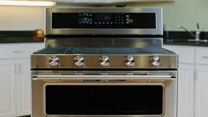 double oven gas range reviews. Exellent Oven KitchenAid KFDD500ESS Review Versatility Outweighs Uneven Performance For  This Double Oven  CNET In Double Oven Gas Range Reviews 5