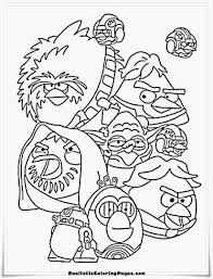 Small Picture Coloring Pages Angry Birds Star Wars Coloring Pages Free