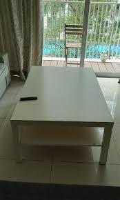 large ikea coffee table lack furniture