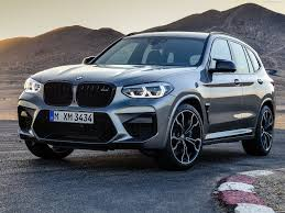 Bmw X3 M Competition 2020 Pictures Information Specs