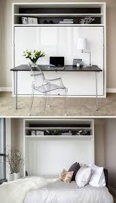 Zoom Room Murphy Bed Best 25 Murphy Bed Desk Ideas On Pinterest Murphy Bed Office
